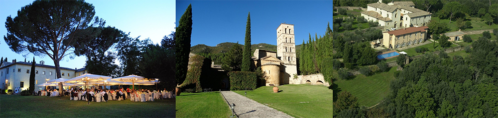 Wedding Locations in Umbria