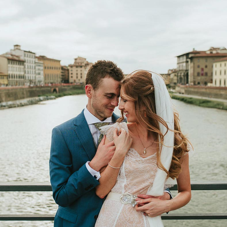 Destination Wedding Florence | Sophie & Gavin