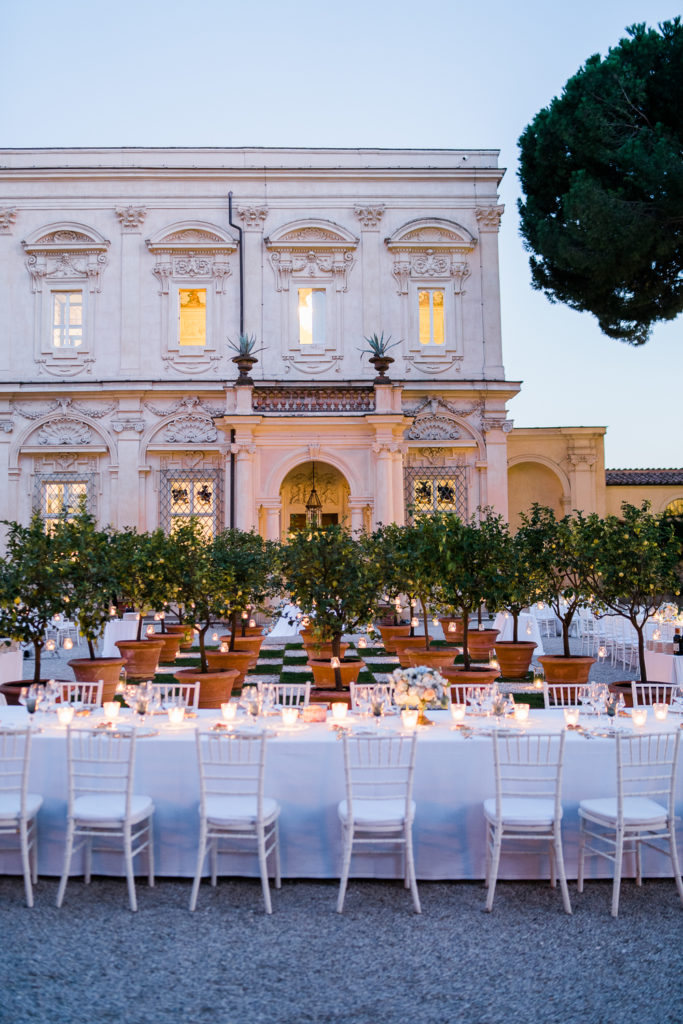 10 of the best wedding venues in Italy - Villa Aurelia