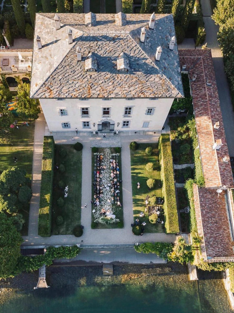 10 of the best wedding venues in Italy - Villa Balbiano