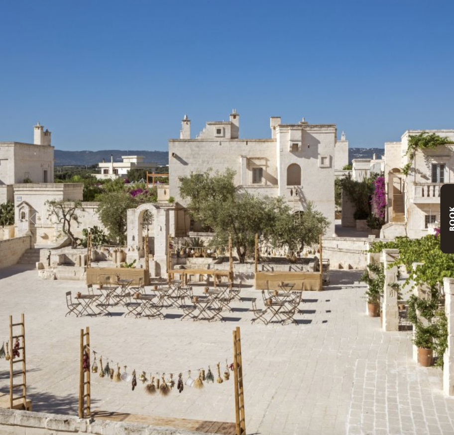 10 of the best wedding venues in Italy - Brogo Egnazia
