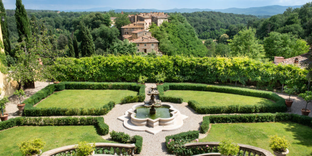 10 of the best wedding venues in Italy - Il Borro Tuscany