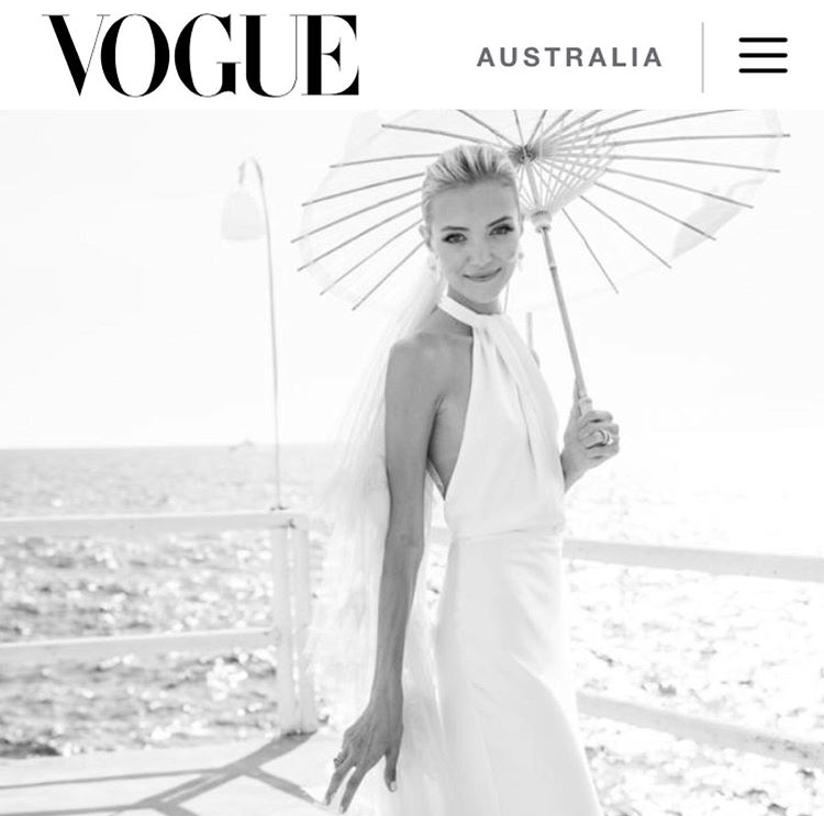 wedding makeup from beautylivery featured on vogue