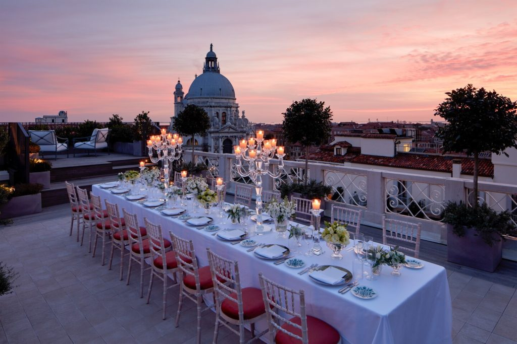 10 of the best wedding venues in Italy - St. Regis Venice