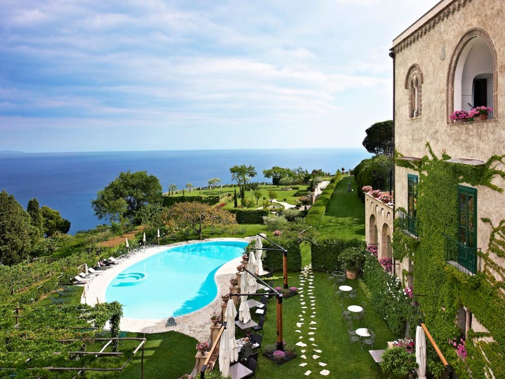 10 of the best wedding venues in Italy - Villa Cimbrone