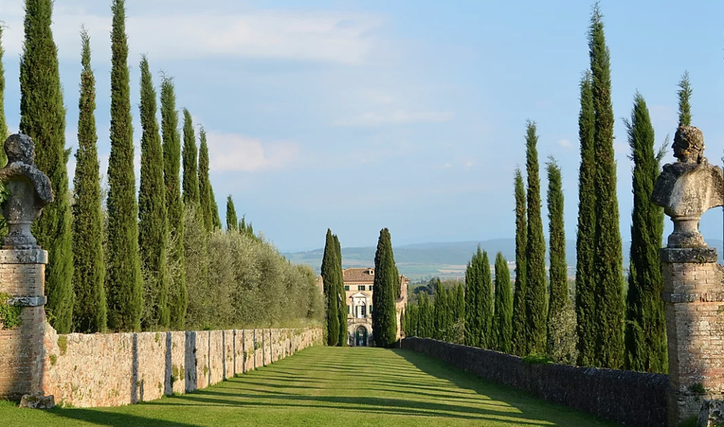 10 of the best wedding venues in Italy - Villa Cetinale